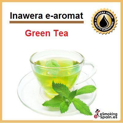 Inawera e-aroma Green Tea 10ml (nº19)