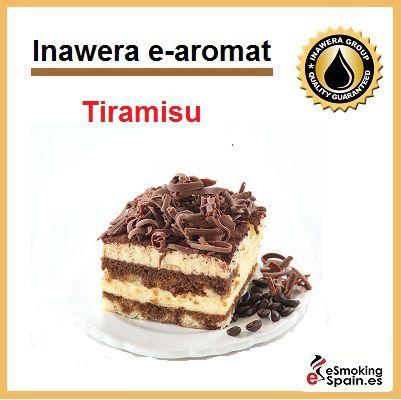 Inawera e-aroma Tiramisu 10ml (nº38)