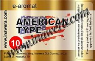 Inawera e-aroma Tobacco American Type 10ml (nº57)