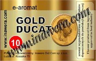 Inawera e-aroma Tobacco Gold Ducat 10ml (nº7)