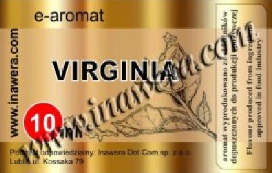Inawera e-aroma Tobacco Virginia 10ml (nº4)
