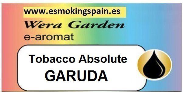 Inawera Wera garden e-aromat Tobacco Absolute GARUDA 10ml (nº13)