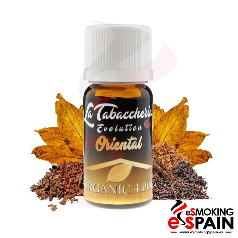 La Tabaccheria Organic 4 Pod Oriental 10ml (nº46)