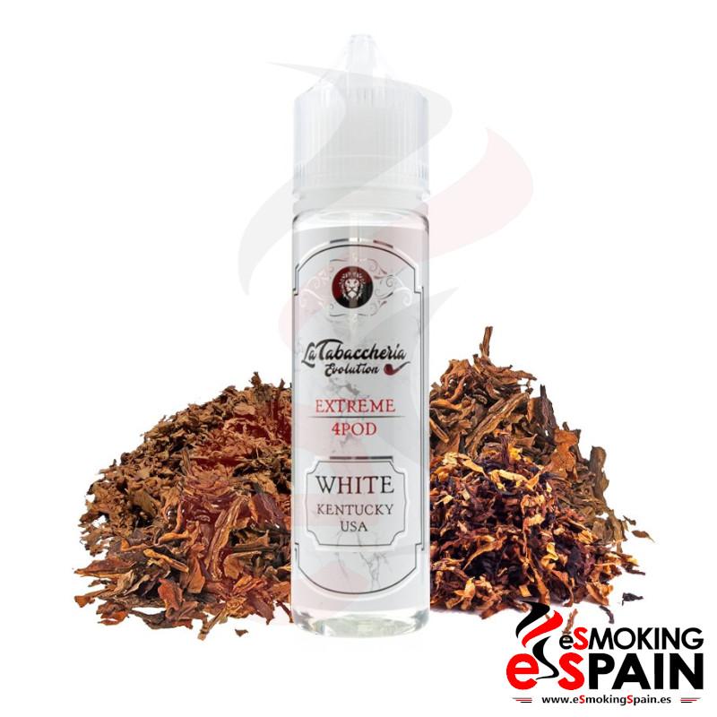 La Tabaccheria Extreme 4Pod White Kentucky USA 20ml (nº50)