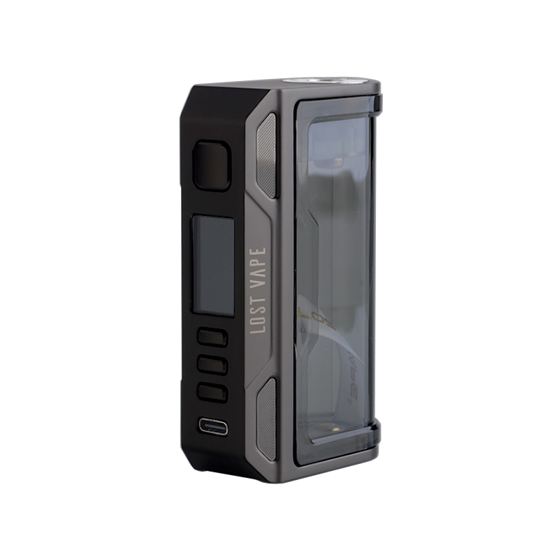 Lost Vape Thelema Quest 200W Black Clear