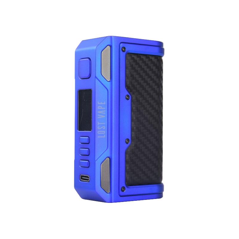 Lost Vape Thelema Quest 200W Blue Carbon Fiber