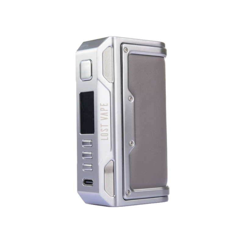 Lost Vape Thelema Quest 200W SS Calf Leather