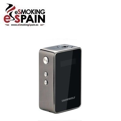Mod Snowwolf Mini Plus 80W Silver
