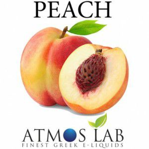 ATMOS LAB Peach flavour 10ml (nº26)