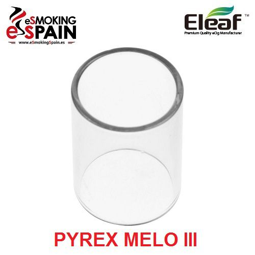 Pyrex Glass Tube Melo 3