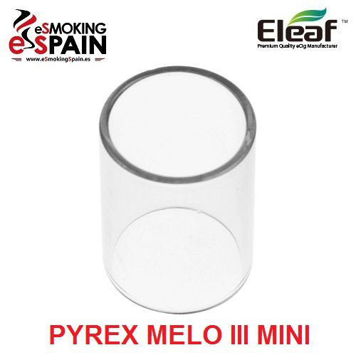 Pyrex Glass Tube Melo 3 mini