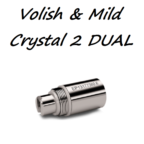 Heating unit for Volish/Mild  Crystal 2 Dual (BDC)