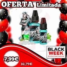 Aroma A&L Ultimate Shiva Green Edition 30ml (nº17)