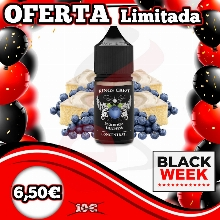 Aroma Kings Crest Blueberry Duchess 30ml (nº3)