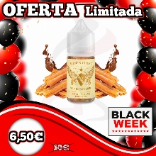 Aroma Kings Crest Don Juan Churro 30ml (nº14)