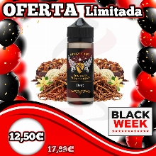 Kings Crest Don Juan Tabaco Dulce 100ml 0mg