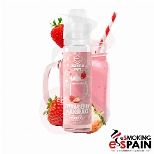 Bombo Essential Vape Strawberry Milkshake 50ml 0mg