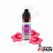 Dinner Lady Salts Bubble Gum 10ml 20mg