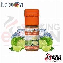 FlavourArt Lime flavor Tahity COLD PRESSED flavor (nº132)