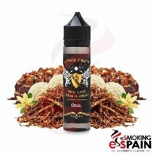 Kings Crest Don Juan Tabaco Dulce 50ml 0mg