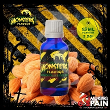 Aroma Monsters Flavors Almendras Dulces 15ml (nº4)
