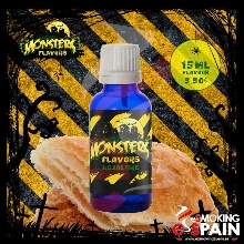 Aroma Monsters Flavors Hojaldre 15ml (nº23)