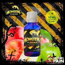 Aroma Monsters Flavors Manzana 15ml (nº28)