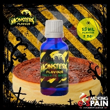 Aroma Monsters Flavors Tarta De Queso 15ml (nº43)