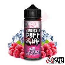 Moreish Puff Chilled Pink Raspberry 100ml 0mg
