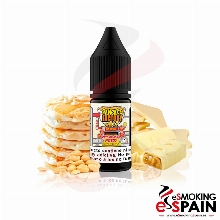 Pancake Factory Salts White Chocolate Snikkers 10ml 20mg