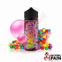 Puffin Rascal 50/50 Series Bubblegum 100ml 0mg