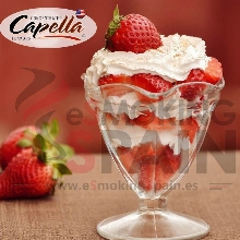 Aroma Capella Strawberries and Cream 10ml (nº80)