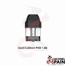Uwell Caliburn Pod 1.4ohm