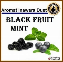 Inawera Aroma Duets Black Fruit Mint 10ml (nº12)