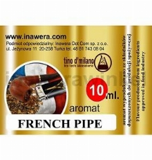 Inawera tino d'milano e-aromat FRENCH PIPE 10ml (nº39)