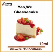 Inawera Concentrado Yes,We Cheesecake 10ml (nº59)