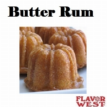 Aroma FLAVOR WEST Butter Rum 10ml (nº58)