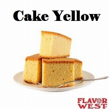 Aroma FLAVOR WEST Cake Yellow 10ml (nº5)