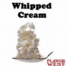 Aroma FLAVOR WEST Whipped Cream 10ml (nº74)