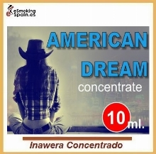 Inawera Concentrado American Dream 10ml (nº86)