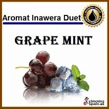 Inawera Aroma Duets Grape Mint 10ml (nº14)