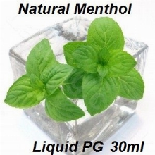 TPA Natural Menthol Liquid (PG) 30ml (nº202)