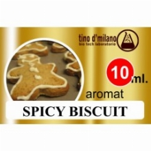 Inawera tino d'milano e-aromat SPICY BISCUIT 10ml (nº41)