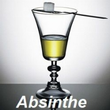 TPA Absinthe 10ml (nº206)