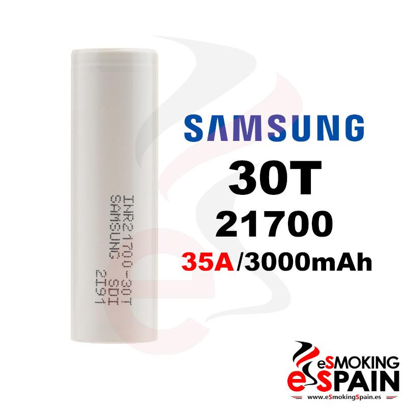 Battery Samsung 30T 21700 35A 3000 mAh