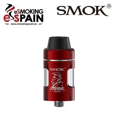 Atomizer Smok Helmet 24,5mm Red - Rojo