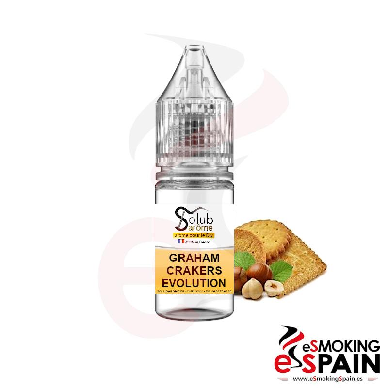 Aroma SolubArome 10ml Graham Crackers Evolution (151)