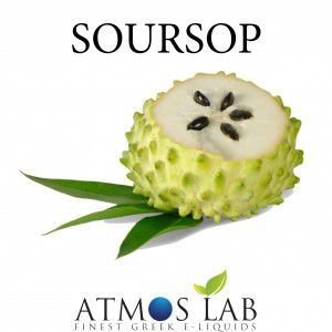 ATMOS LAB Soursop flavour 10ml (nº40)