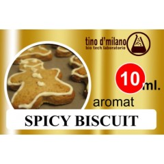Inawera tino d\'milano e-aromat SPICY BISCUIT 10ml (nº41)