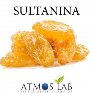 ATMOS LAB Sultanina flavour 10ml (nº48)